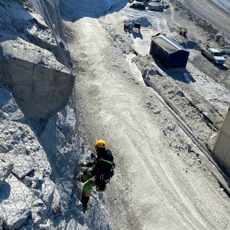 Rope Access Technologies